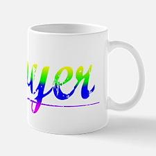 Moyer, Rainbow, Mug