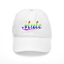 Mule, Rainbow, Cap
