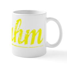 Rahm, Yellow Mug