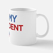 I Heart my President Mug