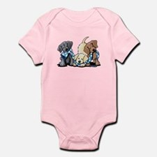 Lab Play Infant Bodysuit