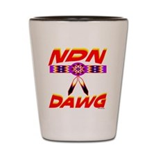 NDN DAWG Shot Glass