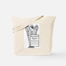 Francis X. Bushman Anita Stewart Tote Bag