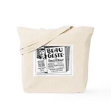 Ronald Colman Beau Geste Tote Bag