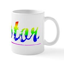 Nestor, Rainbow, Small Mug