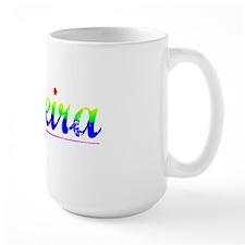 Oliveira, Rainbow, Mug