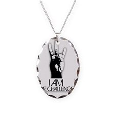 I am the Challenge! Necklace