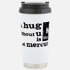 Hug Stainless Steel Travel Mug