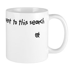officer i do not consent to this search Mug