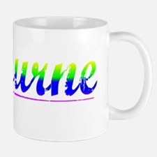 Osbourne, Rainbow, Mug
