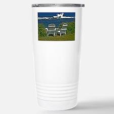 Surfside Oceanfront Vie Stainless Steel Travel Mug