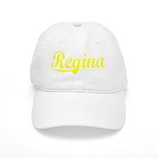 Regina, Yellow Baseball Cap