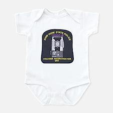 NYSP Collision Investigation Infant Bodysuit