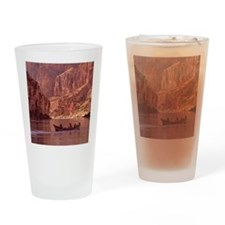Grand Canyon Dory at Sunrise Drinking Glass