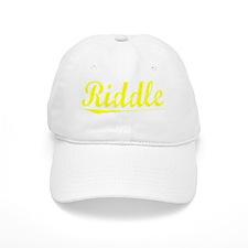 Riddle, Yellow Cap