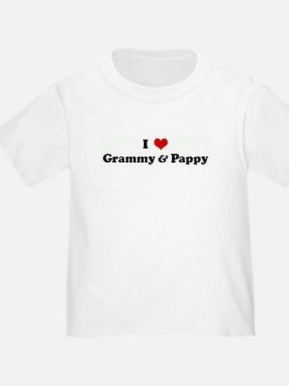 I Love Grammy & Pappy T