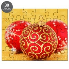 Christmas Shine - Cover Puzzle