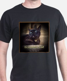 Burmese Cat (FancieR) T-Shirt