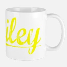 Riley, Yellow Mug