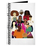 African american Journals & Spiral Notebooks