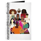 African american Journals & Spiral Notebooks