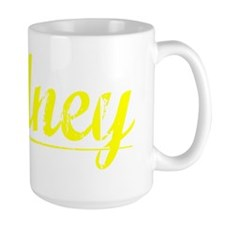 Rodney, Yellow Mug