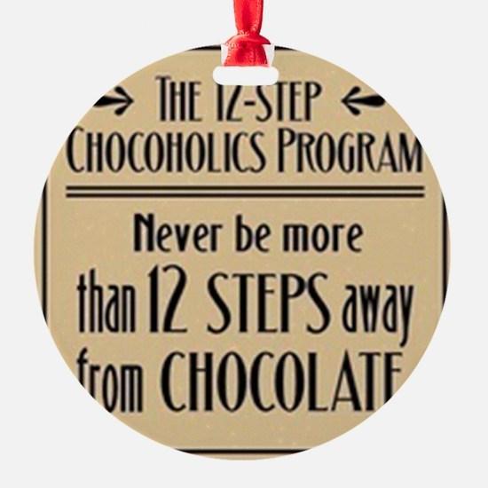 Chocoholic Ornament