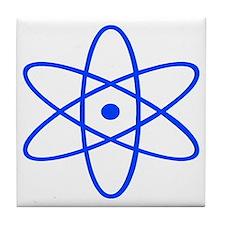Bohr's Model of the Atom Tile Coaster