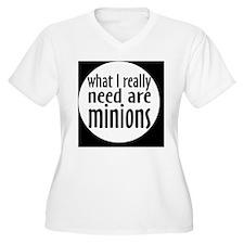 minionsbutton T-Shirt