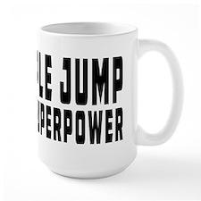 Triple Jump Is My Superpower Mug