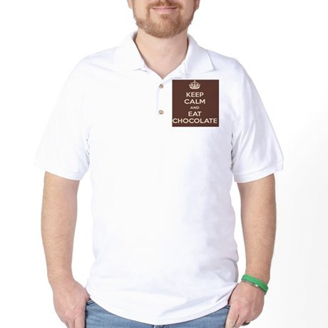 Keep Calm Golf Shirt