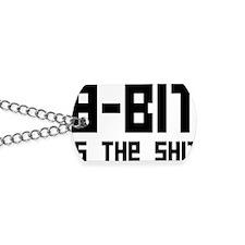 8bitrectangle Dog Tags