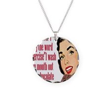 Wash Your Mouth Out Necklace