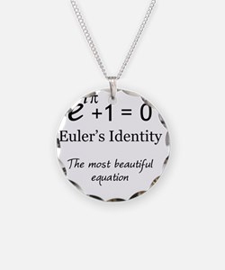 Beautiful Eulers Identity Necklace