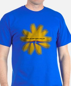 Paragliding Helicopter Pilot T-Shirt