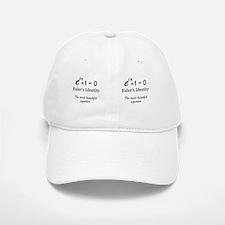 Beautiful Eulers Identity Baseball Baseball Cap