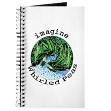 Imagine Whirled Peas Journal