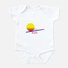 Karli Infant Bodysuit