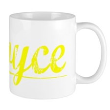 Royce, Yellow Mug