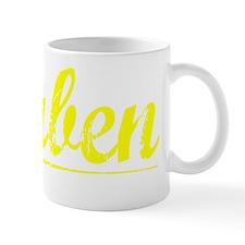 Ruben, Yellow Mug
