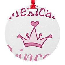 Mexican Princess Ornament