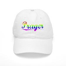 Prager, Rainbow, Baseball Cap