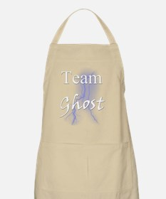 Team Ghost for Dark Shirt Apron