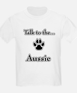 Aussie Talk Kids T-Shirt