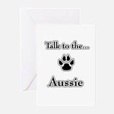 Aussie Talk Greeting Cards (Pk of 10)