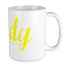 Rudy, Yellow Mug