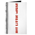 Hot Little Mouse Journal