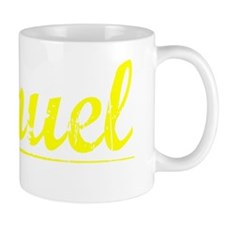 Samuel, Yellow Mug
