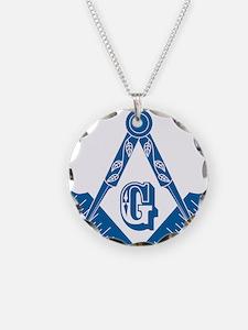 Louisiana Freemason Necklace