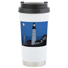 Super Moons Lighthouse  Travel Mug